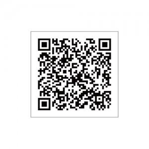 QRコードラベルシール印刷例