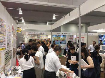 東京インターナショナルギフトショー2019秋、出店風景
