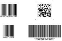 バーコード・QRコードなどの種類とラベル印刷