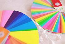 ラベルシールデザインのポイントの一つは「色・カラー」の使い方
