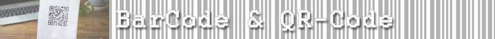 バーコードラベルシールとQRコードラベルシール印刷